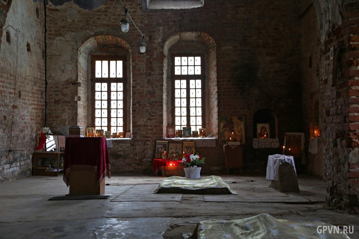 Южный придел Воскресенского собора