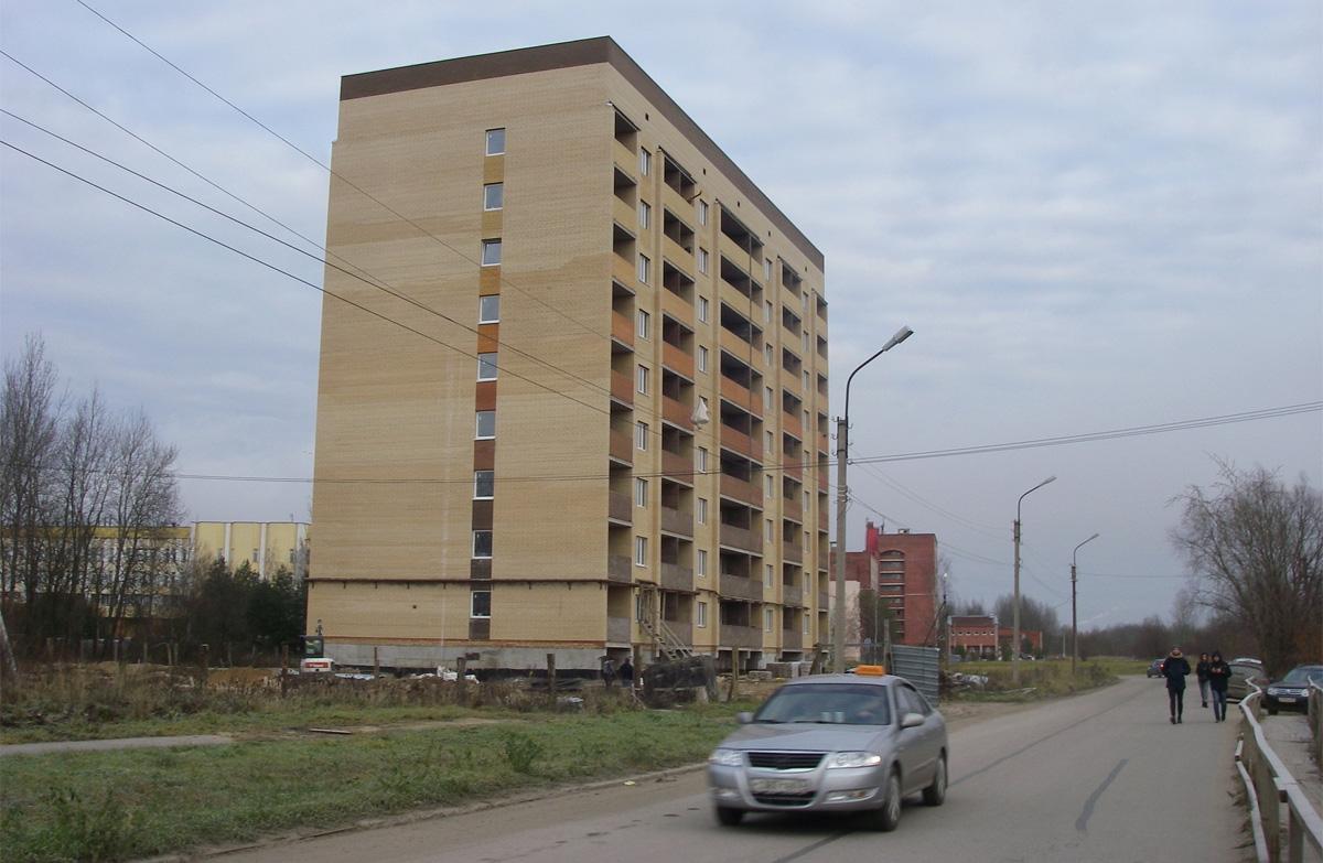 Дом на Советской Армии