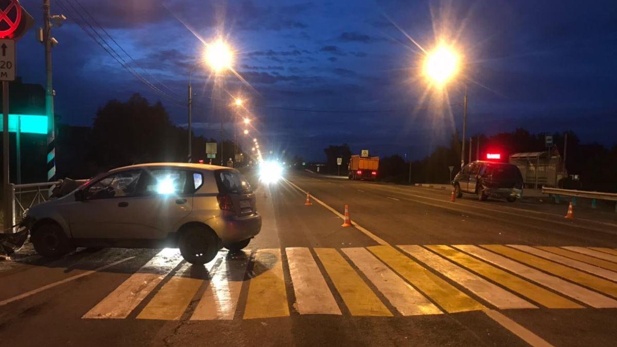 ДТП в Панковке