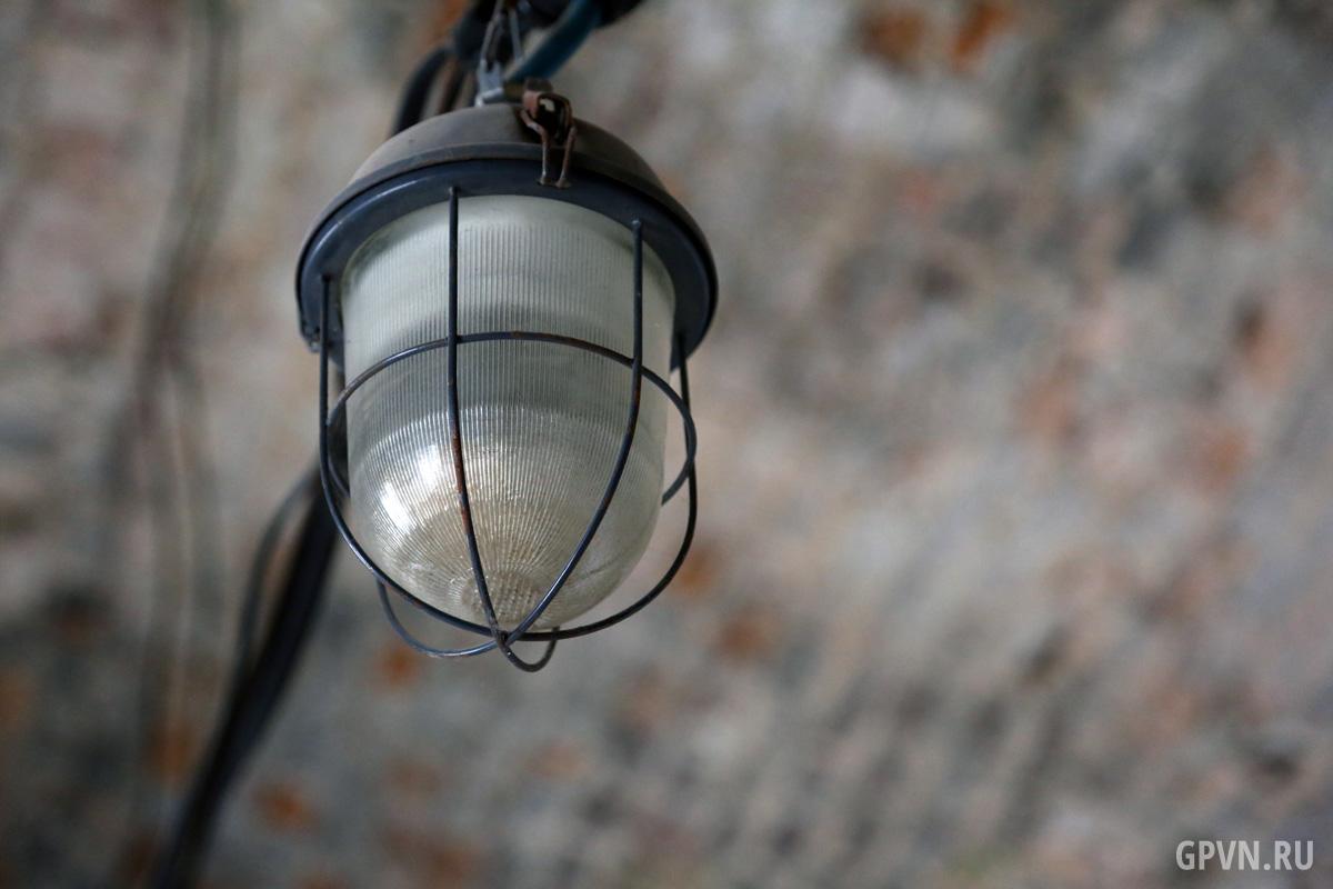 Советские фонари