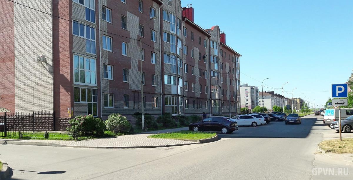 Белорусская улица