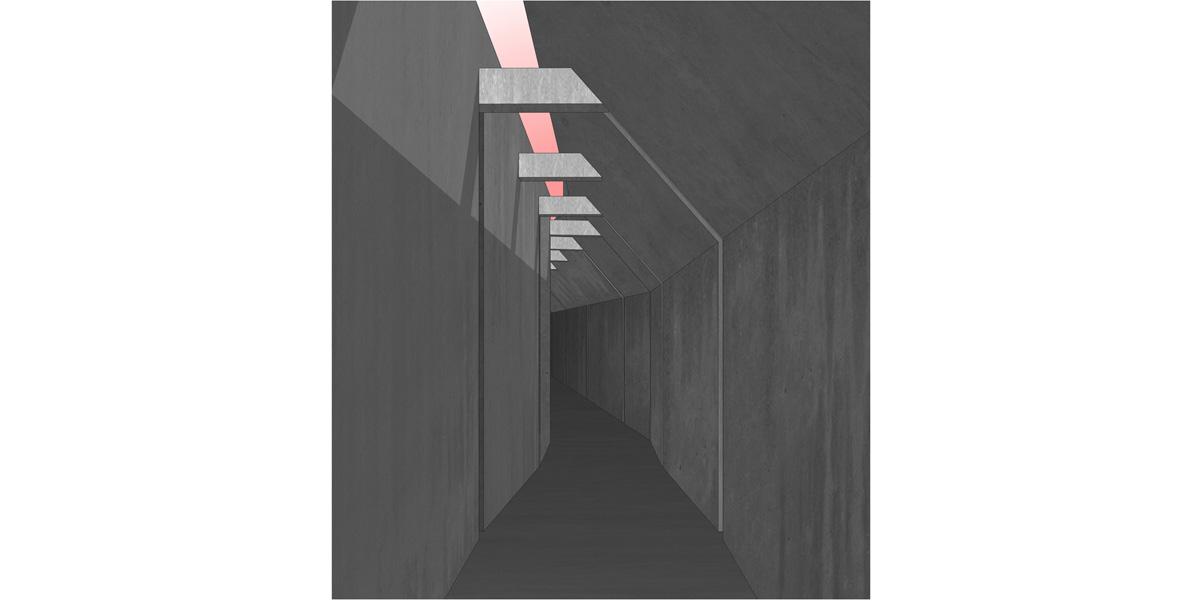 Иллюстрация 3. Подземный тоннель