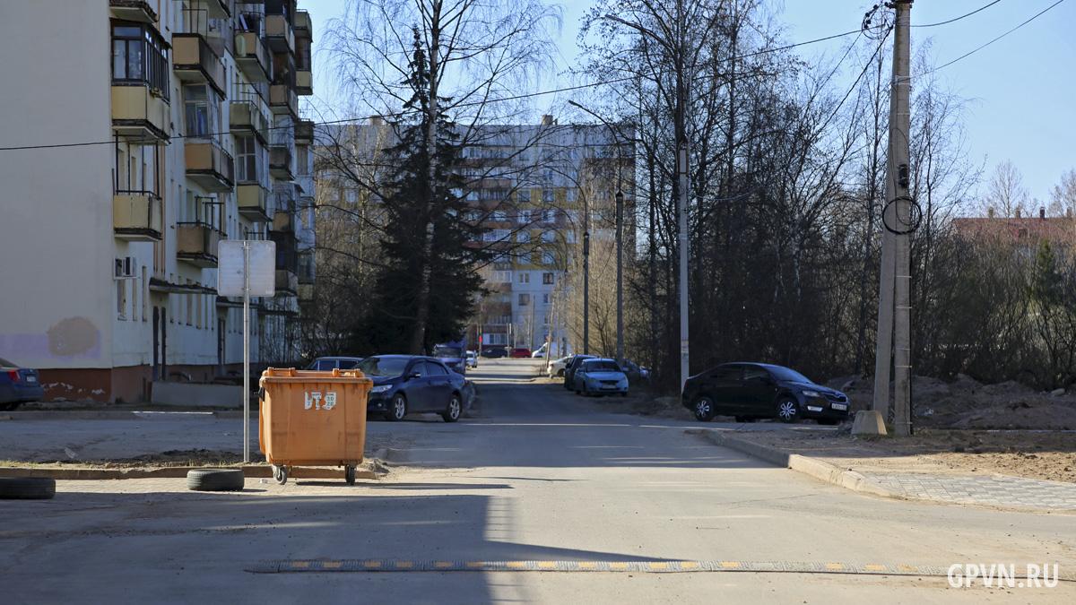 Улица Вересова