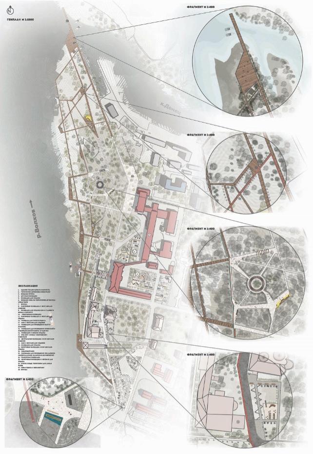 Организация городской среды Антоново