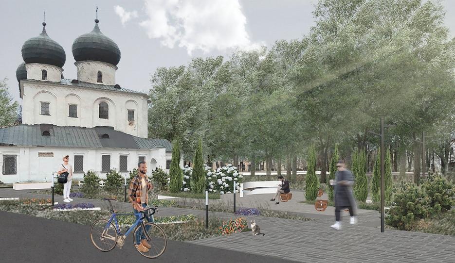 Парк Антоново