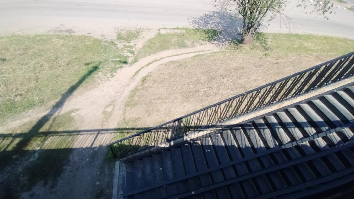 Подход на лестницу