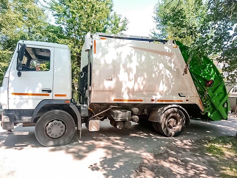 Тестирование мусоровоза