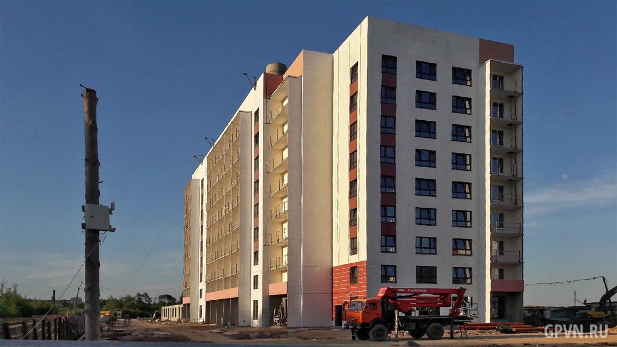 Дом 132 по Большой Московской улице