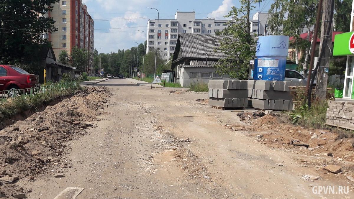 Ремонт Морозовского проезда