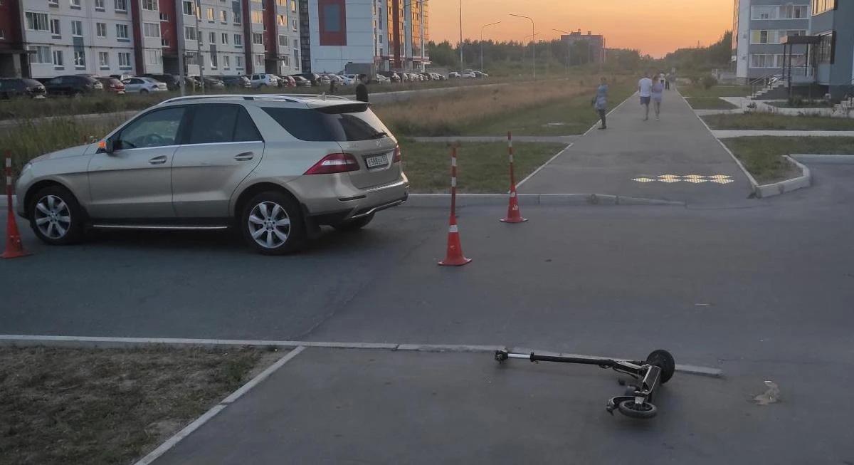 ДТП на улице Ворошилова