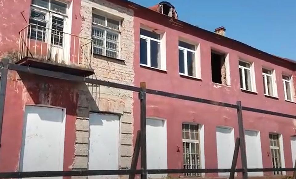 Одно из зданий комплекса «Богемии»