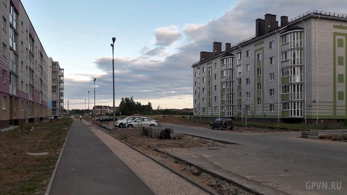 Капремонт Речной улицы