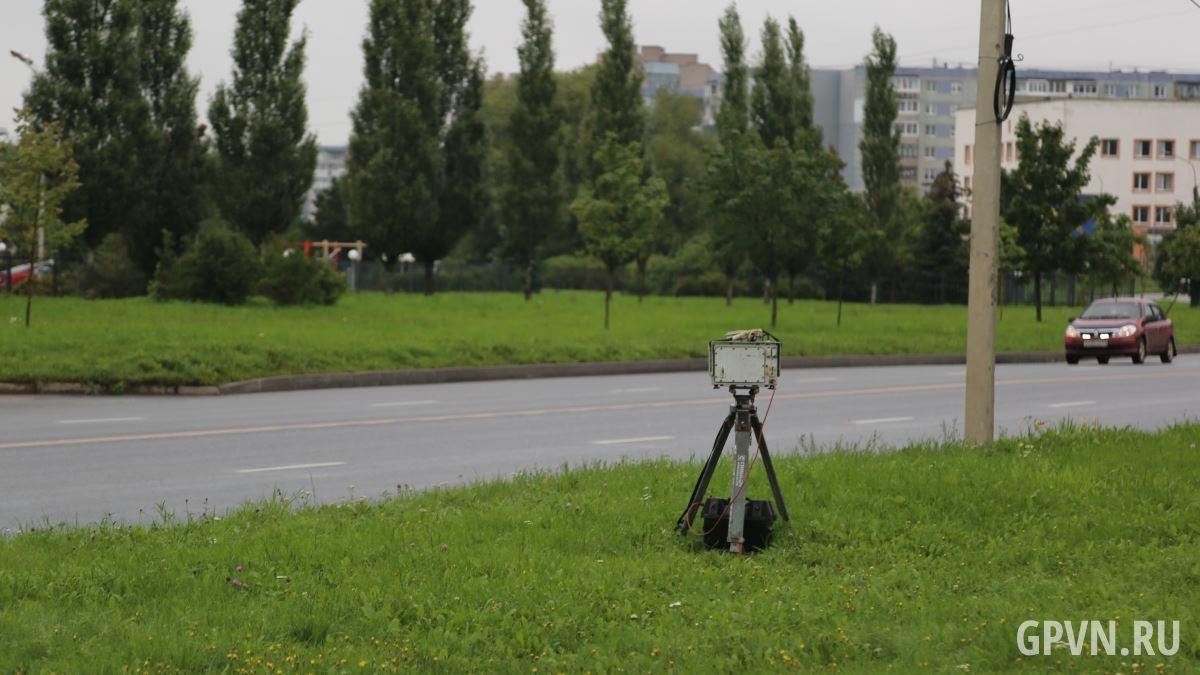 Радар на улице Кочетова