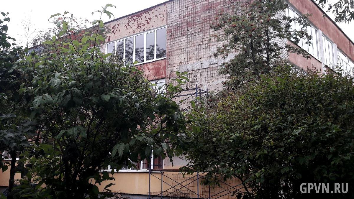Фасад гимназии