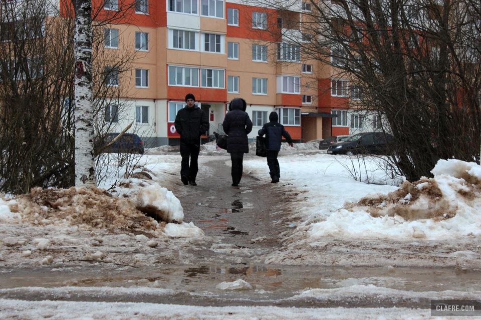 Улица Космонавтов, дом 36