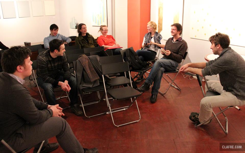 Встреча с волонтёрами