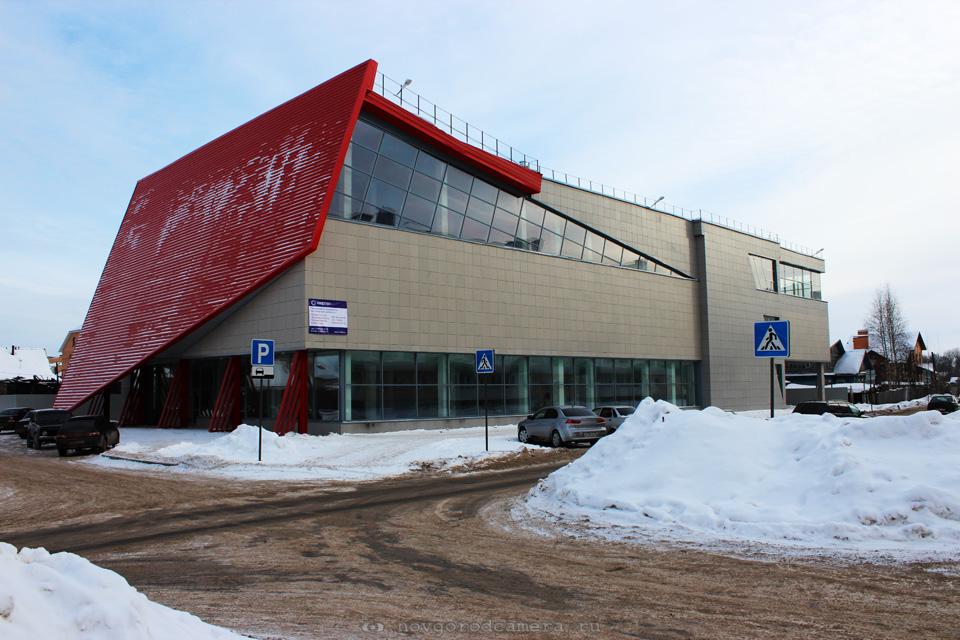 Торгово-развлекательный центр Слобода