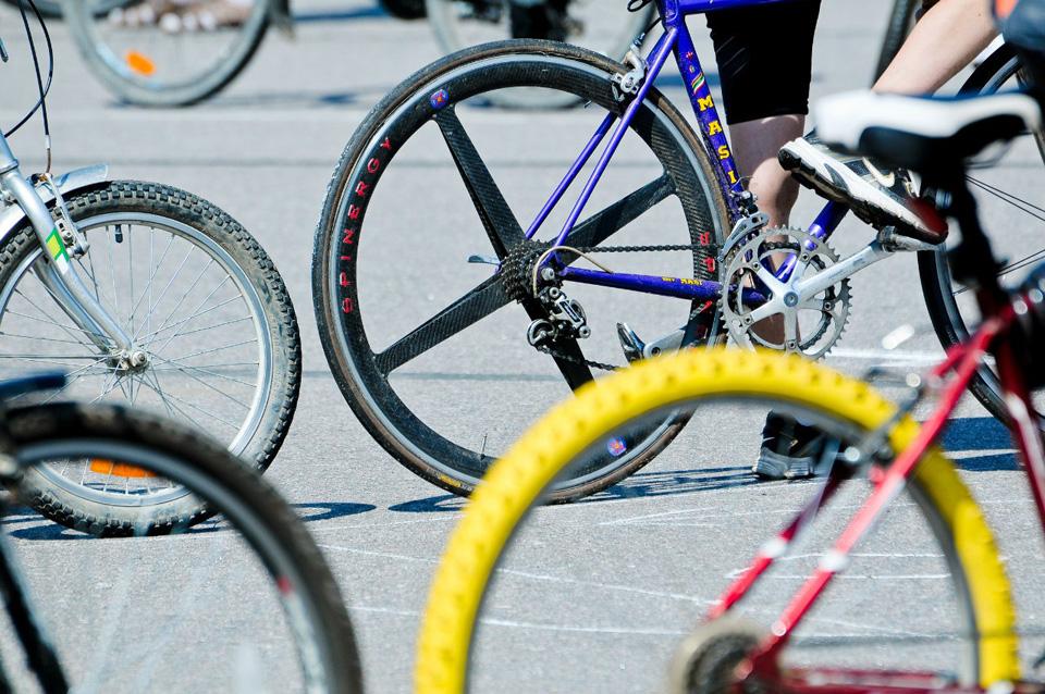 Единый день велосипедных действий
