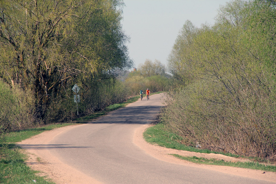 В пригороде Великого Новгорода
