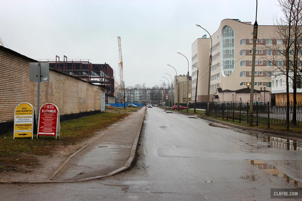 Улица Боткина