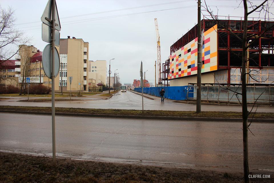 Улица Боткина с улицы Ломоносова