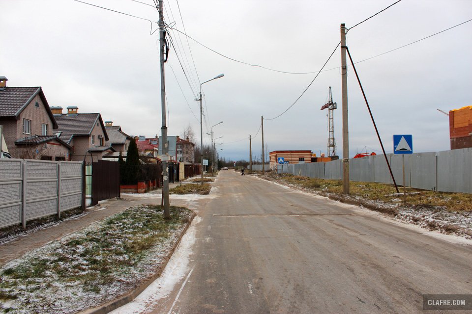 Речная улица