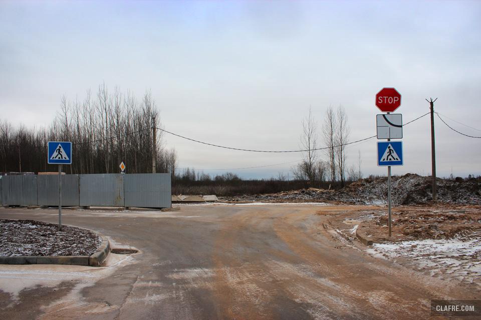 Выезд на Каберова-Власьевскую