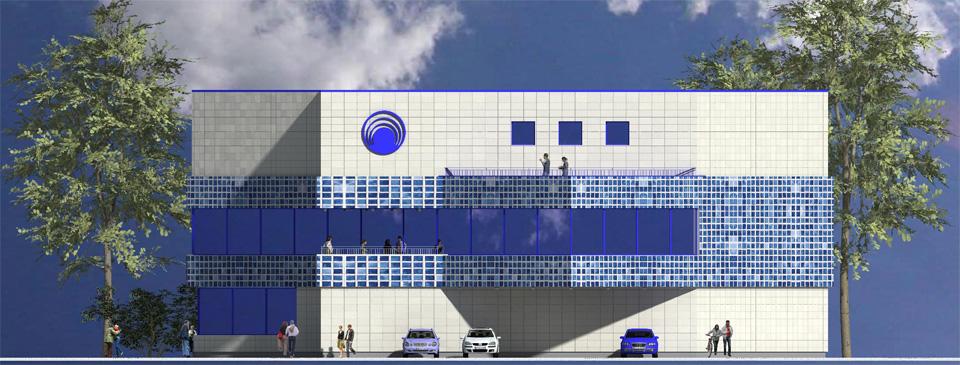 Магазин по улице Шелонская. Фасад с сайта adm.nov.ru
