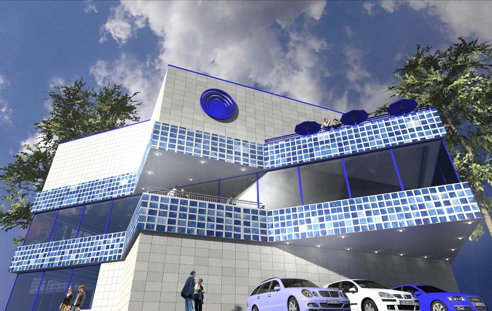 Проект магазина по улице Шелонская с сайта adm.nov.ru