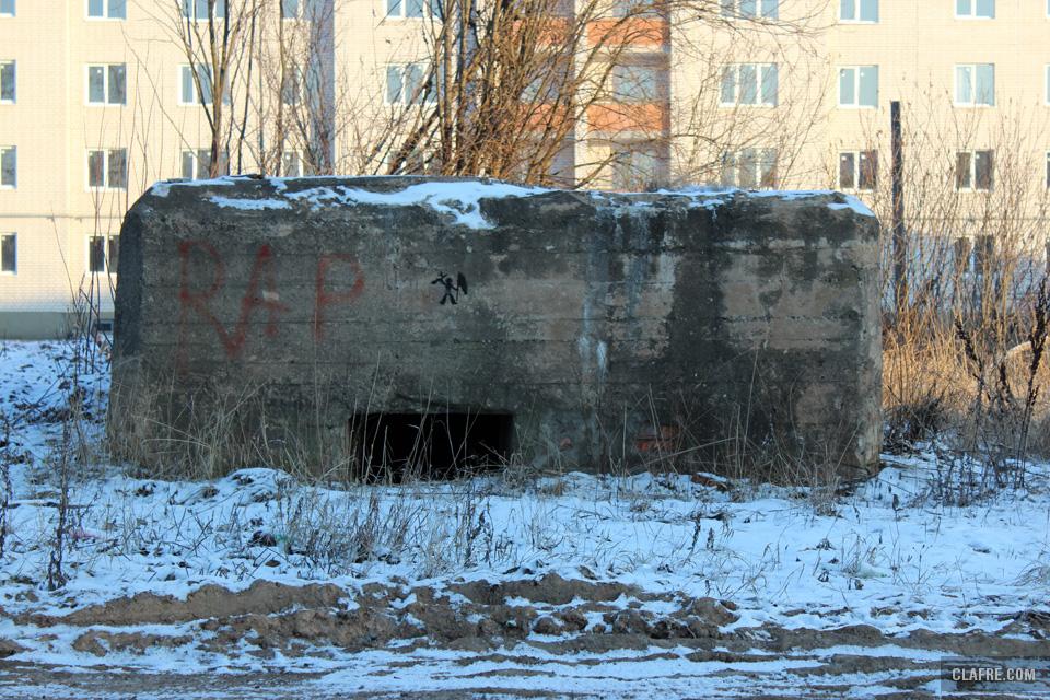ДОТ в Великом Новгороде