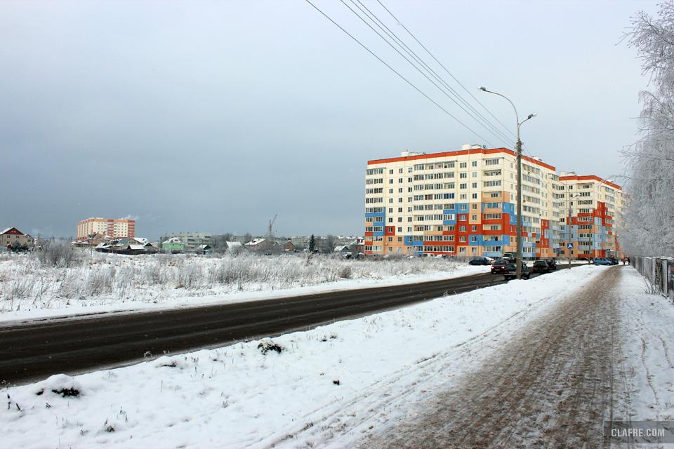 Улица Коровникова